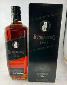 Bundaberg Rum Birthday Bears 1961, Modern Bear No 13582