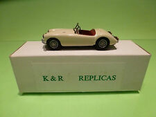 K & R REPLICAS - ACE KAR KITS  MGA 1500 1956  1:43  - IN BOX  - GOOD CONDITION