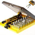 45 in 1 Multi-Bit Repair Tools Kit Set Torx ScrewDrivers For Gadgets, Laptop L8