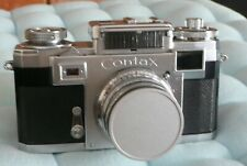 CONTAX 3A+ CARL ZEISS SONNAR F1.5 WITH CASE