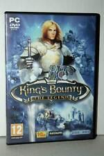KING'S BOUNTY THE LEGEND GIOCO USATO OTTIMO PC DVD VERSIONE ITALIANA VBC 39811