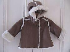 Gap Faux Fur Girls' Coats, Jackets & Snowsuits (0-24 Months)