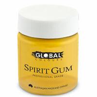 Global Spirit Gum Adhesive Makeup Special Effects 45ml tub