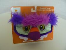 Gund Monster Manor Mask 88932 Halloween Spooky Sounds Purple and Pink Mask