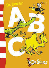 Dr. Seuss's ABC: Blue Back Book (Dr. Seuss - Blue Back Book) by Dr. Seuss (Paperback, 2003)