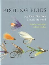 GREENHALGH FLY TYING BOOK ENCYCLOPEDIA OF FISHING FLIES jumbo hardback bargain