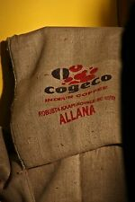 SACCHI  IN JUTA da CAFFE' usati 70 x 100 cm ca