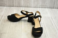 Chinese Laundry KJ-001 Heel - Women's Size 8 Black