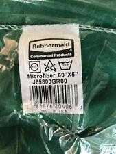 Rubbermaid Microfiber Dust Mop Head 60 X 5 Fgj85800gr00 Janitor Clean Floor