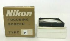 [MINT in Case] Nikon Focusing Screen Type P For F F2 From JAPAN #422