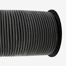 50m Multiflex Expanderseil ø 4mm schwarz, Gummiseil