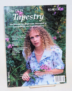 The TV-TS Tapestry Issue 57, Issue 58, Issue 68 Year 1994, 3 magazine offer, CD