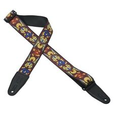 """Levy's 2"""" Polyester Guitar Strap - Indian Heirloom MP-25"""