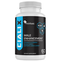 Cialix Male Enhancement Supplement Enhancing Pills for Men 60 pills supply