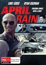 April Rain (DVD, 2014)