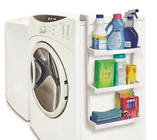 NEW 3-Tier Space Saving Storage Shelves - Hang Over Fridge Or Washing Machine