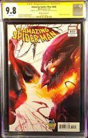 AMAZING SPIDER-MAN #800 CGC SS 9.8 MATTINA VARIANT RED GOBLIN VENOM CARNAGE GWEN