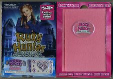 Roxy Hunter and The Mystery of The Moody Ghost DVD Diary Roxy Rocks Music Videos