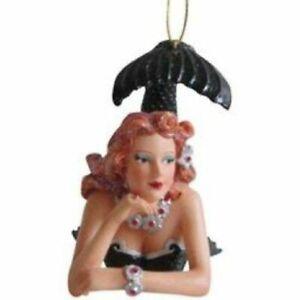 December Diamonds Mermaid Ornament Wave