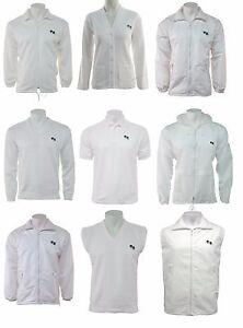 Unisex Bowls Lawn Bowling Jackets Zipper Cardigan Polo Shirts Gilets Bodywarmer