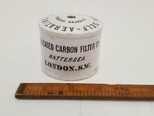 Vintage Silicated Carbon Water Filter Moveable Block 23138