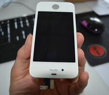 Retina Pantalla para Original iPhone 4/4g BLANCO CRISTAL TÁCTIL LCD NUEVO