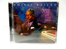 Philip Bailey ♫ Soul on Jazz ♫ Heads UP HUCD 3068 CD ♫ NEW / SEALED