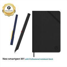 Bundle Promotion : Neo SmartPen M1 with N Professional notebook Dark Grey
