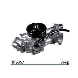 Tru-Flow Water Pump TF8357 fits Jeep Grand Cherokee 5.7 V8 4x4 (WH,WK)