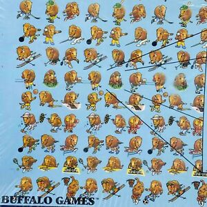 Buffalo Games World's Most Difficult Jigsaw Puzzle Master Edition 529 Pieces NEW