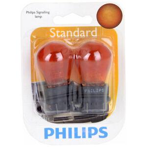 Philips 3157NAB2 Turn Signal Light Bulb for 77878 Electrical Lighting Body kf