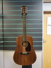 More details for sigma sdm-15 solid mahogany dreadnought electro acoustic guitar