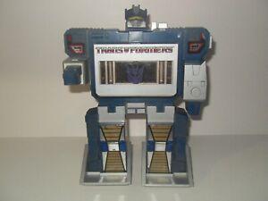 transformers g1 original vintage soundwave cassette tape player