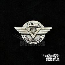 Kawasaki Vulcan VN800 VN900 VN1500 VN1600 VN2000 Motorcycle Metal Badge Pin Gift