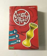 Jungle Speed - Family Board / Card Game 2-10 Players - Age 8+ - Asmodee - New