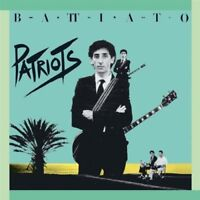 cd musica battiato franco PATRIOTS