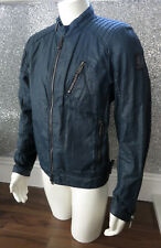 * SAVE £125 * Belstaff K RACER Unlined Dark Indigo Blue Jacket IT 50 UK XL
