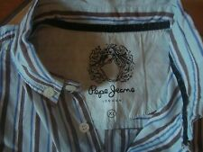 chemise manches longuues PEPE JEANS  taille XL tbe