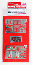 Tamiya 12640 McLaren M23 1976 Photo Etched Parts Set 1/20 Scale