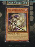 Buster Dragon Destruction Sword 1st Edition Common BOSH-EN020 YuGiOh Card