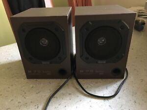 DDR Lautsprecherboxen BR 17 15 Kontur  RFT