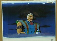 X-Men: ORIGINAL Hand Painted Animation Cel & Copied Background w/COA 28-42