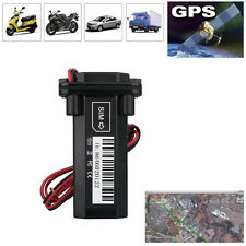 Mini Builtin Battery GSM GPS Tracker Car Motorcycle Vehicle Tracking Waterproof