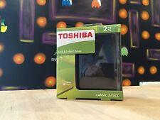 "Disque dur externe 2.5"" Toshiba Canvio Basics 2Tb 2 to USB 3.0 NEUF HDTB320EK3CA"