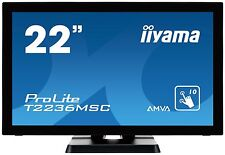 iiyama T2236MSC-B2 21.5 Zoll LED Touchscreen Monitor - Full HD,8ms,Lautsprecher