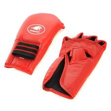 Lion Martial Arts Grappling Glove Large Red