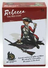 Wargamer HD-05 Rebecca the Red Coat (54mm Resin) Hot & Dangerous British Female