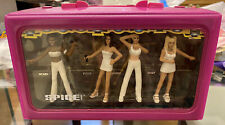 Spice Girls 3-inch Figure Stage & Carrying Case by Toymax- 7 Dolls Included!