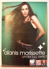 Alanis Morissette Under Rug Swept 2002 Promo Banner