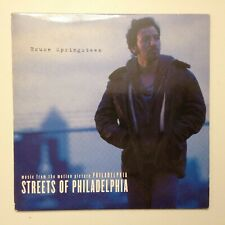 CD SINGLE B.O FILM PHILADELPHIA / BRUCE SPRINGSTEEN STREETS OF PHILADELPHIA